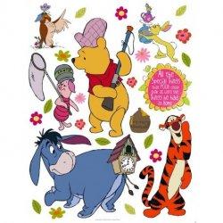 Winnie The Pooh e amigos vão para o campo