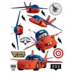 Carros Disney McQueen Hawk