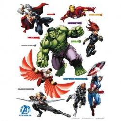 Personagens de Os Vingadores