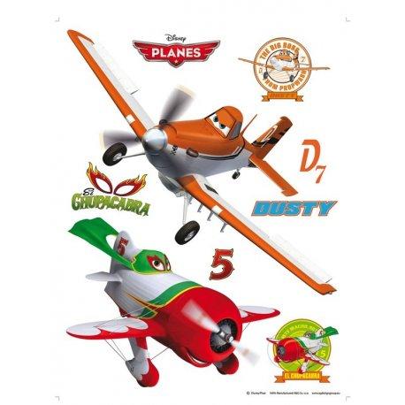 Aviões Disney e Dusty Voorasante