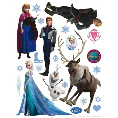 Disney Frozen personagens