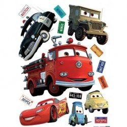 Colecção personagens Cars