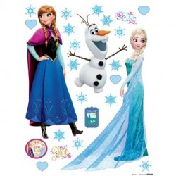 Frozen Anna e Elsa