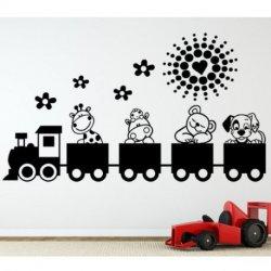 Comboio de Animaizinhos