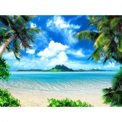Vistas para a Ilha Misteriosa