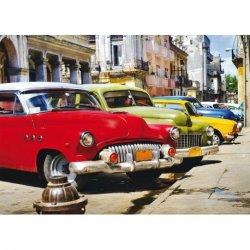 Carros Clássicos na Havana