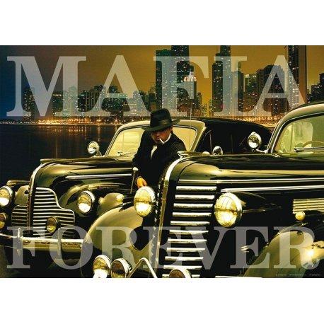 Gangster de Nova Iorque Máfia Forever