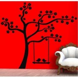 Casal de Passarinhos na Árvore