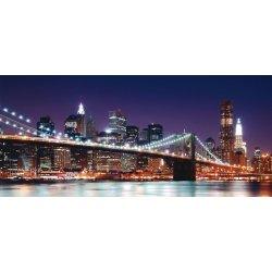 Nova Iorque Noctura a Cores