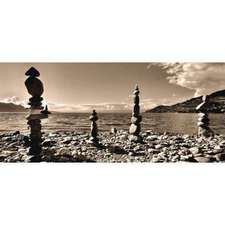 Esculturas em Equilíbrio Zen