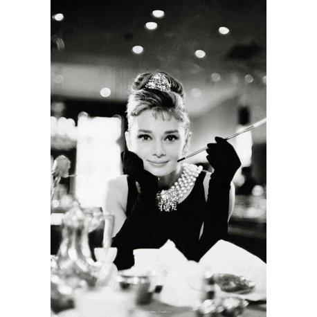Audrey Hepburn Boneca de Luxo
