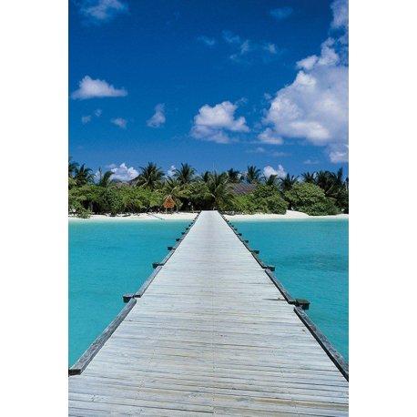 Caminho sobre o Mar ao Lugar de Sonhos