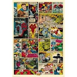 Comic O Quarteto Fantástico Clássico