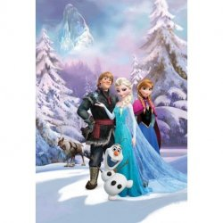 Personagens Frozen de Disney