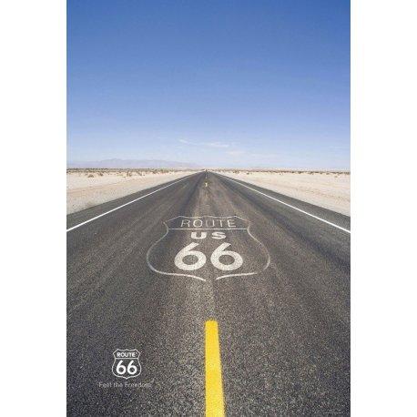 Siga a Rota 66 até o Final