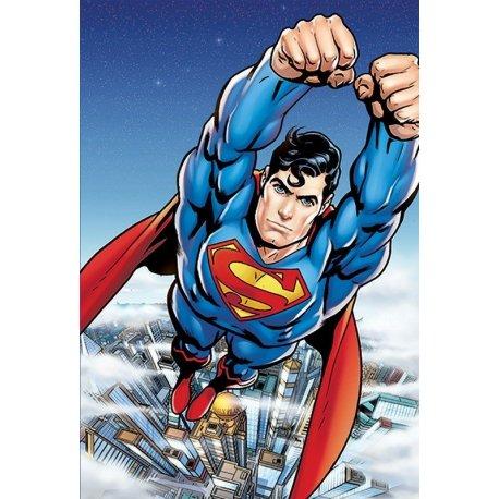 O Super Homem Voa Alto