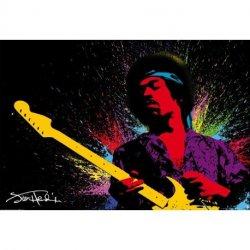Hendrix Paixão a Toda Cor