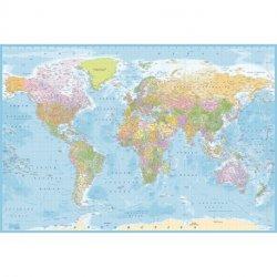 Mapa do Mundo Político Moderno