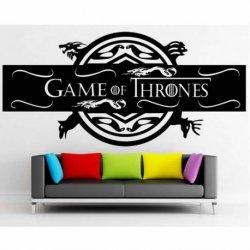 Guerra dos Tronos Logo