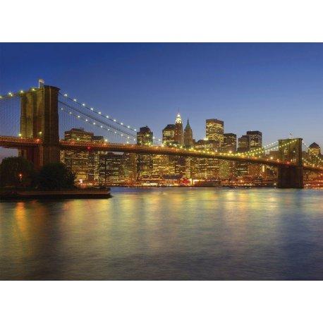 Nova Iorque Luzes sobre o Hudson