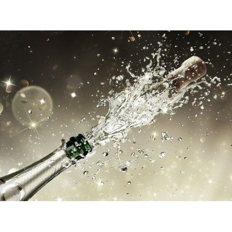 Celebração Espumosa com Champagne