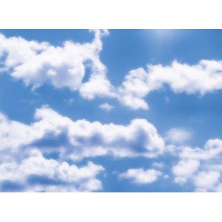 A Calma das Nuvens sobre Azul