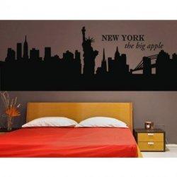 A Grande Maçã de Nova Iorque