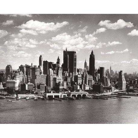 Arranha-céus Nova Iorque desde o Céu