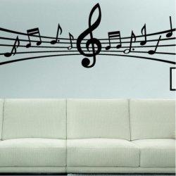 Pentagrama de Sol Musical