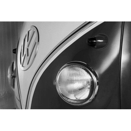 Frontal Van Volkswagen Clássica