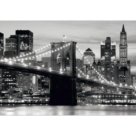 Luzes em Preto e Branco de Nova Iorque