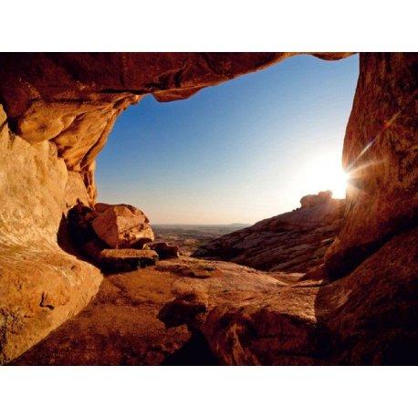 Paisagem desde a Caverna