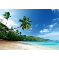 Foto Praia Paradisíaca
