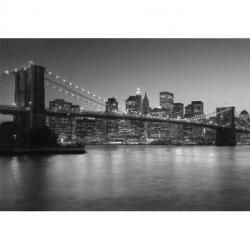 Ponte de Brooklyn Preto e Branco