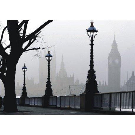 A Passear pelas ruas de Londres