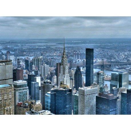 Nova Iorque sobre os Arranha-Céus