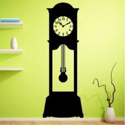 Relógio de Pêndulo Vintage