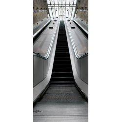 Escadas Rolantes Subida no Metro