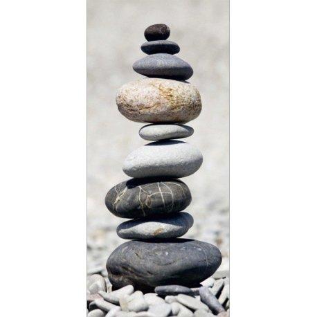 Pedras Zen em Equilíbrio