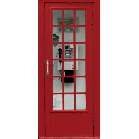 Entrada na Cabina Telefónica Londres