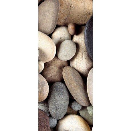 Mosaico Pedras Redondas