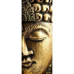 Rosto do Grande Buda Dourado