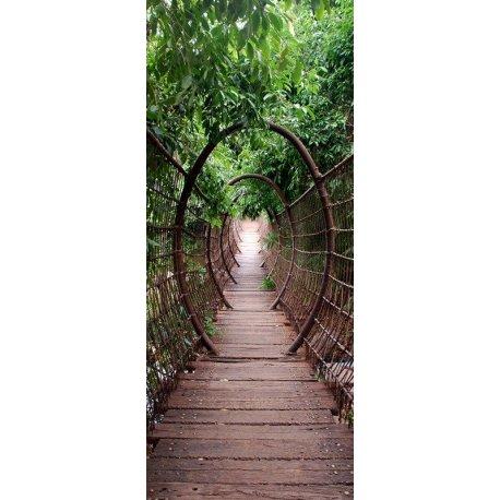 Ponte Suspensa de Anéis