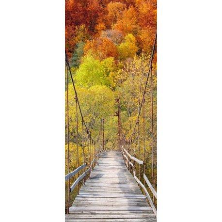Ponte Suspensa Outono