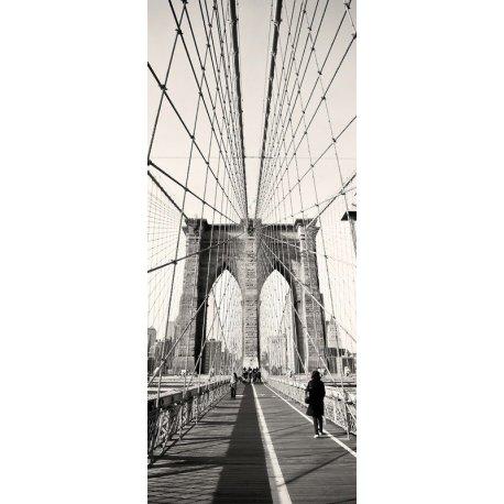 Passeio em Preto e Branco pela Ponte