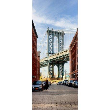 Ponte de Manhattan de Nova Iorque