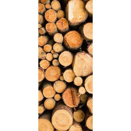 Mosaico de Troncos de Árvore