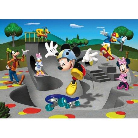 Rato Mickey e Amigos a Patinar
