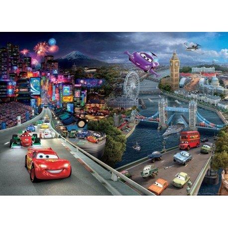 Corridas Carros nas Grandes Cidades