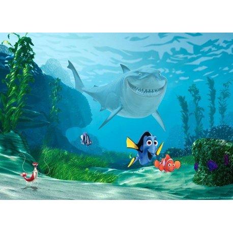À Procura de Nemo no Fundo do Mar